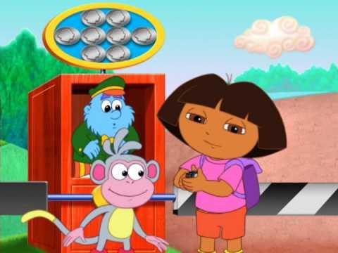 Download Dora in Troll Land
