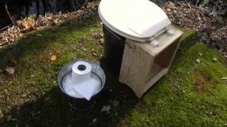 Cheap Composting Toilet