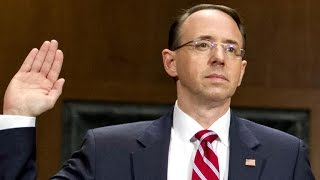Deputy Attorney General briefs House on Comey firing