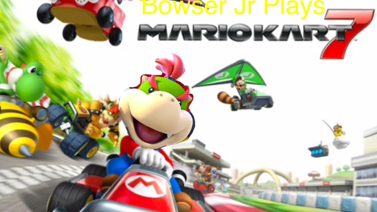 Bowser mario kart 7