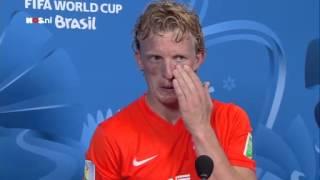 Kuijt speelde voor zijn vader   WK Voetbal 2014