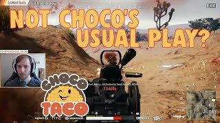 But WHERE IS THE LAST GUY? - chocoTaco PUBG Game Recap