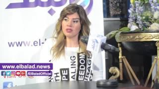 رانيا فريد شوقي: أتمنى عودة مسلسلات الـ15 حلقة.. فيديو