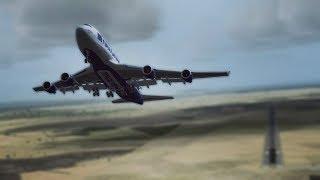 [P3D/XP11]102 ulusal Havayolları Uçuş Kazası Animasyon