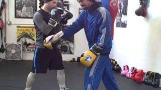 Body positioning, Angles for Defense and Offense in Boxing