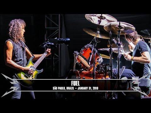Metallica: Fuel (MetOnTour - Sao Paulo, Brazil - 2010) Thumbnail image