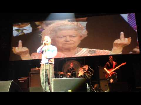 Morrissey - The Queen is Dead @ The NIA, Birmingham 2015