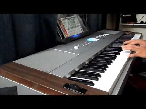 Dan Byrd - Boulevard (Piano)