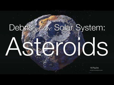 13.1 Asteroids