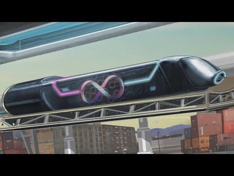 FBNC - Những bước tiến mới của công nghệ di chuyển siêu tốc Hyperloop