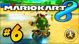 Mario Kart 8 GAMEPLAY - Part #6 w/ Ali-A! - Banana Cup 150cc (MK8 Wii U)