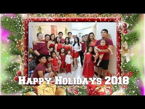 ASIDORS HOLIDAY PARTY 2018 💜 Shen Asidor VLOGS