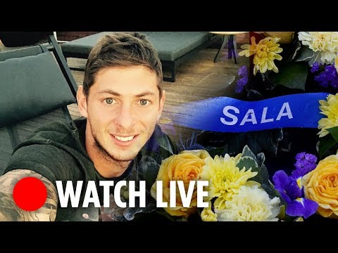 Wake service and funeral for striker Emiliano Sala  (LIVE) Mp3