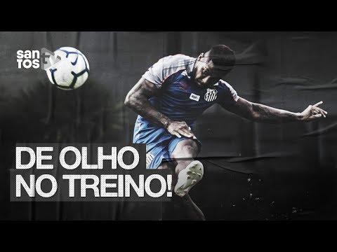 RETA FINAL PARA CONFRONTO CONTRA O FORTALEZA | DE OLHO NO TREINO (23/08/19)