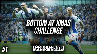 Zapętlaj FM19 | BOTTOM AT XMAS CHALLENGE | EP. 1 | WE TAKE THE REIGN | SamFM