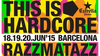 DENSE & PIKA live from Hypercolour (This is Hardcore 2015) @ Razzmatazz