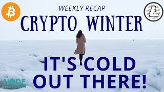 The Crypto Winter Continues - Full Market Chart Review!