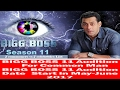 bigg boss 11 contestants 2018 celebrities