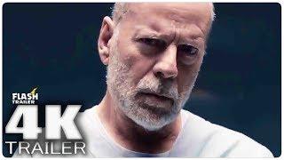 GLASS Trailer 2 (2019) 4K Ultra HD