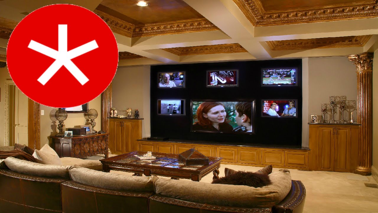 Best Home Theater Room Design Ideas YouTube - Designing home theater