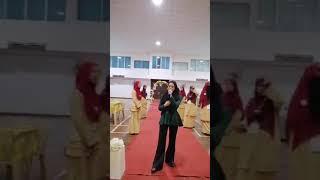 Fatin Husna - Terlepas Cinta (Live Di Universiti Sultan Azlan Shah Kuala Kangsar)