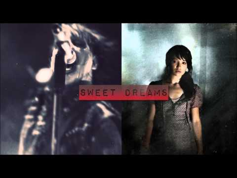 a comparison of marilyn manson and emily brownings cover of sweet dreams a song by the eurythmics