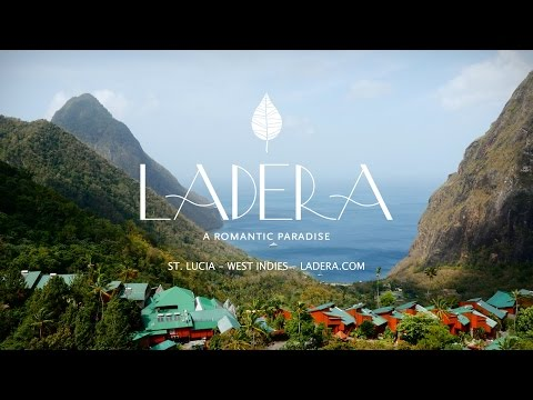 Luxury Resort Marketing w/ An Edge - Ladera Resort - St. Lucia
