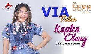 Video Via Vallen - Kapten Oleng [OFFICIAL] download MP3, 3GP, MP4, WEBM, AVI, FLV Oktober 2018