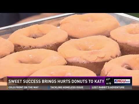 Donut Shop with cult following set to open in Katy