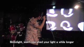 "Atsuya Akao ""Moonlight"" (live on 25th August 2014)"