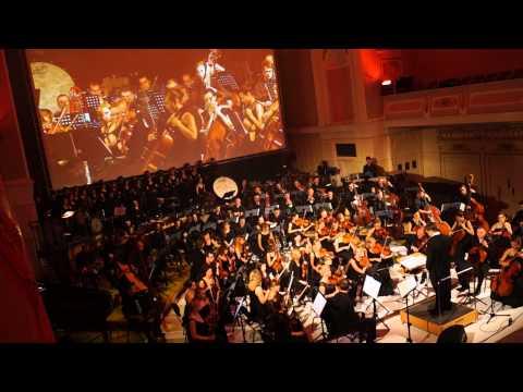 Jerry Goldsmith - Rudy (Varese Sarabande Concert, Poznan 2013)