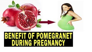 Health benefits Of eating Pomegranates During Pregnancy | अनार के फायदे - Anaar Ke Faayede
