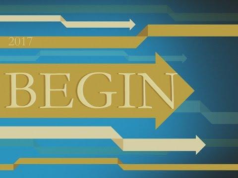 """Begin Anew"""
