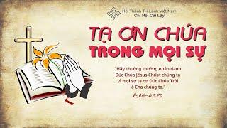 HTTL CAI LẬY - Chương trình thờ phượng Chúa - 03/05/2020