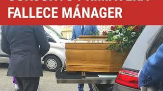 FALLECIO Manager PEDRO BARAJAS Del Conjunto PRIMAVERA