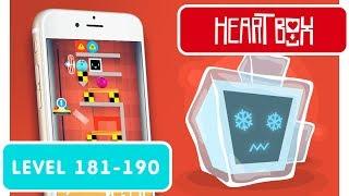 Official Heart Box Walkthrough Level 181-190