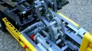 Lego technic - Flatbed motorized by nico71 thumbnail