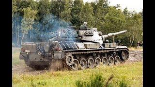WoT Blitz - Сбиваем иксы ночью - World of Tanks Blitz (WoTB)