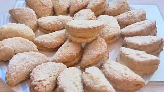 СОЧНИКИ с ЯБЛОКОМ!!!Ооочень вкусный рецепт! Печенье с яблоком!