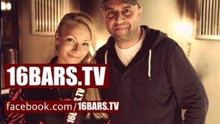 Interview: Serdar Somuncu über Deutschrap & seine neue Platte (16BARS.TV)
