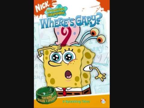 Where's Gary? (Spongebob's Greatest Hits)