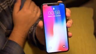 iPhone X É INCRÍVEL? - Unboxing + Primeiras Impressões