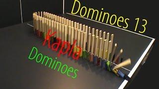 Dominoes 13 Kapl-ominoes