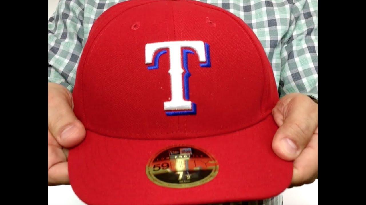 sale retailer e322b 6117d purchase texas rangers low crown performance cap 59fifty 08f70 d0724