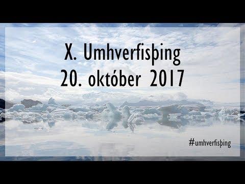 X. Umhverfisþing 2017