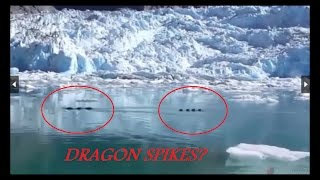 ALASKA ICE DRAGON OR MONSTER CAUGHT ON TAPE 2nd VIDEO CAPTURE