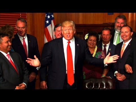 Trump s'attaque à la protection des grands espaces