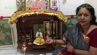 Navratri Puja    Part 1  ! How to perform puja at home!!
