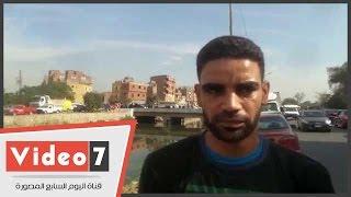 بالفيديو.. شاهد عيان: سيارة شرطة يقودها أمين رفض مطاردة منفذى حادث المنوات