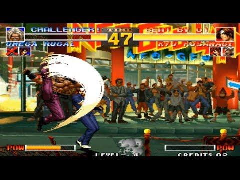 KoF 95 - LIE HUO YAN JING (China) vs XIAO CHAO (China) yzkof キング オブ ファイターズ  95